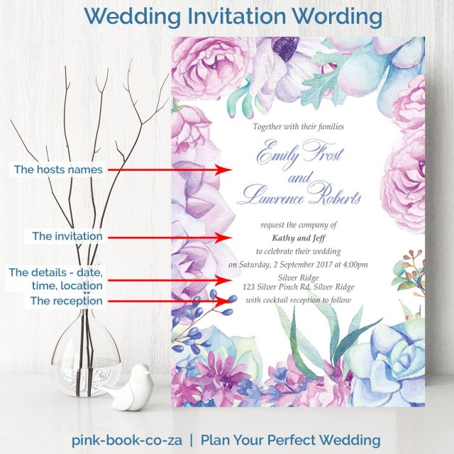 What To Say On A Wedding Invitation 30 Wedding Invitation Quotes Wedding Invitation Wording Wedding