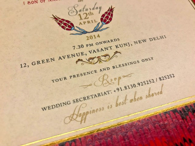 What To Say On A Wedding Invitation Indian Wedding Card Wording Guide Rsvp No Gifts With Compliments