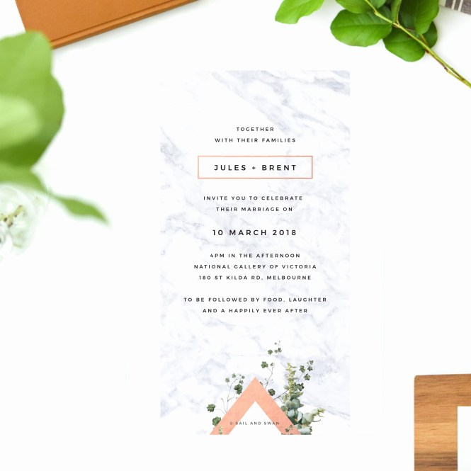 What To Say On A Wedding Invitation