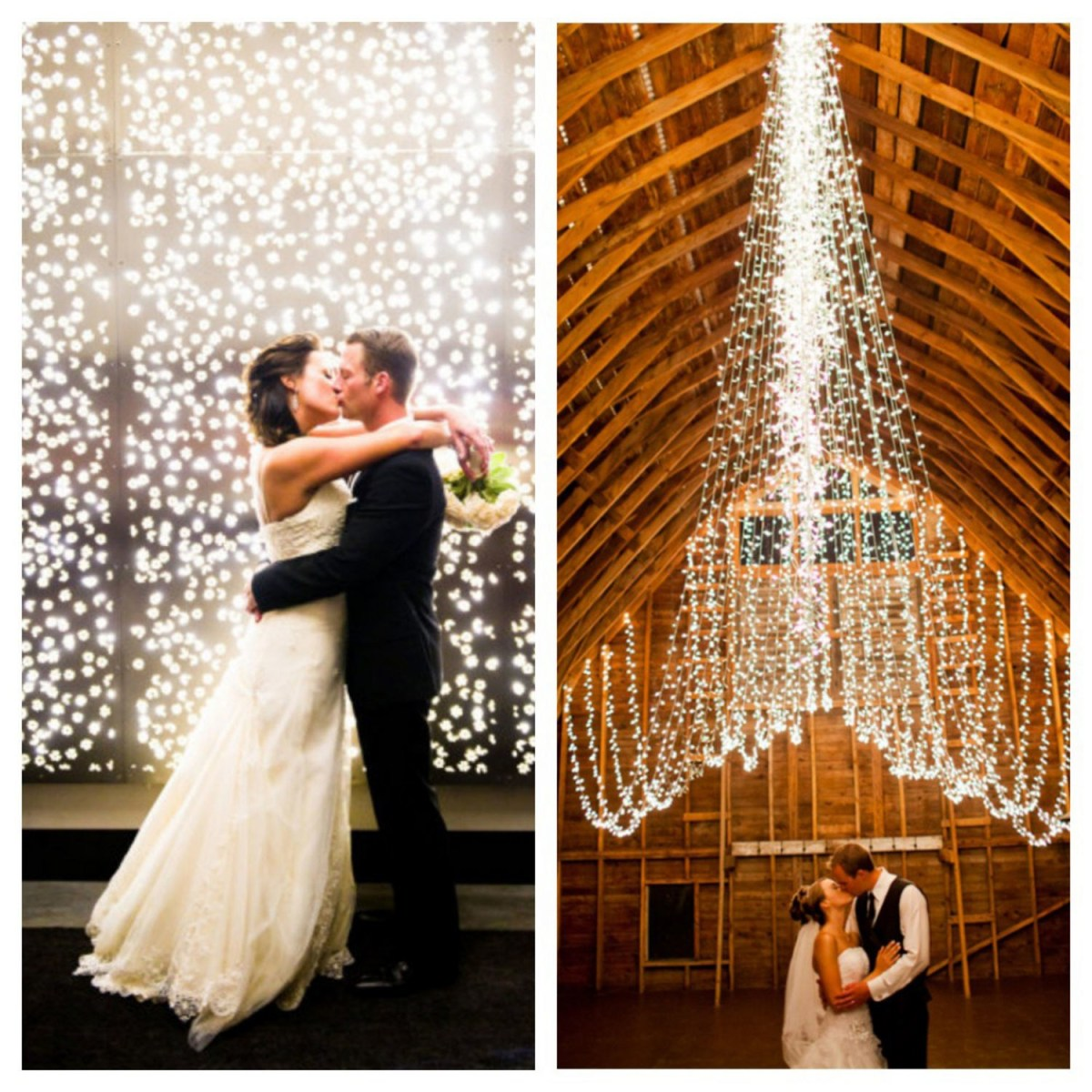 Winter Wedding Decorations Winter Wedding Decor Ideas Sparkly And Twinkly Decorations Glamour
