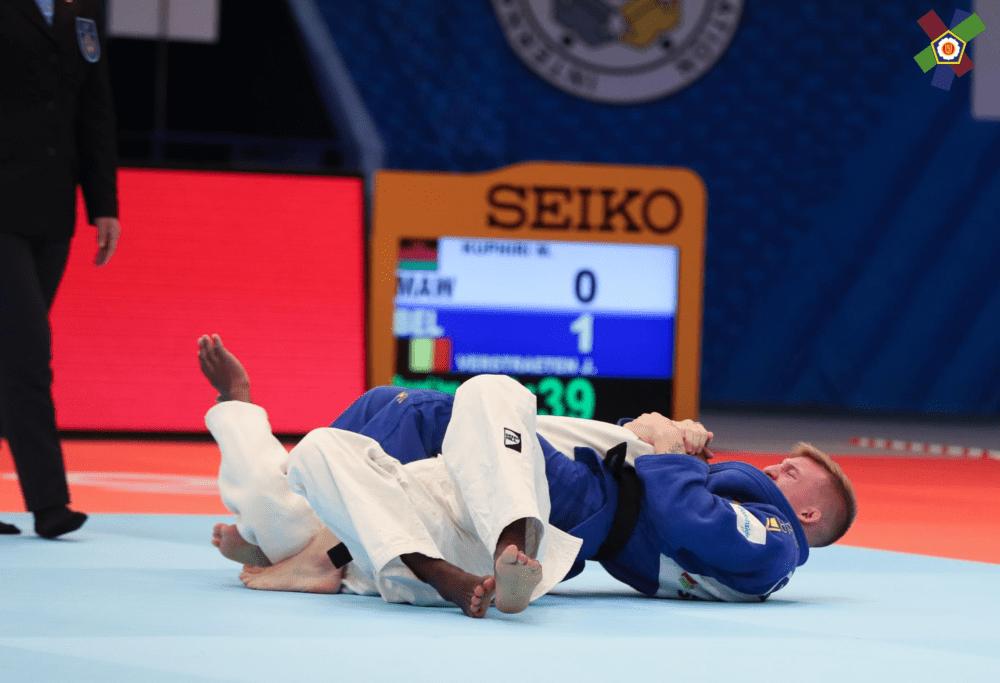Judoka Jorre Verstraeten ligt wakker van Japan