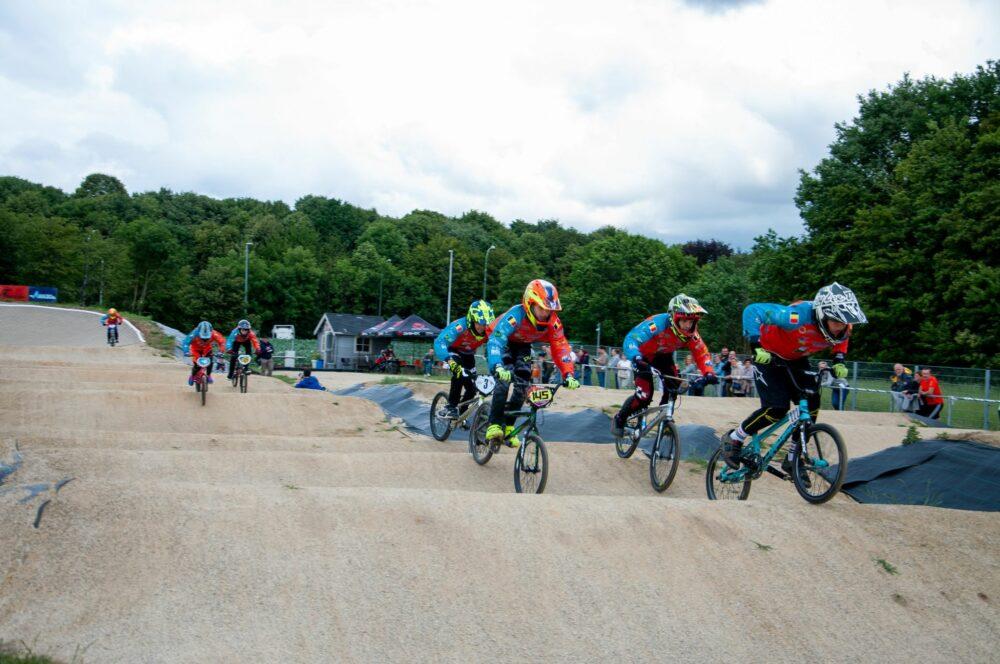 BMX Halle was klaar voor 2020