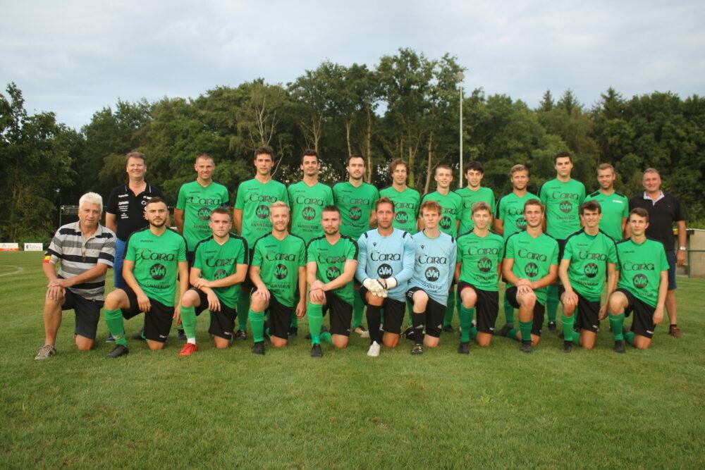 FC Binkom wil bovenaan meedraaien