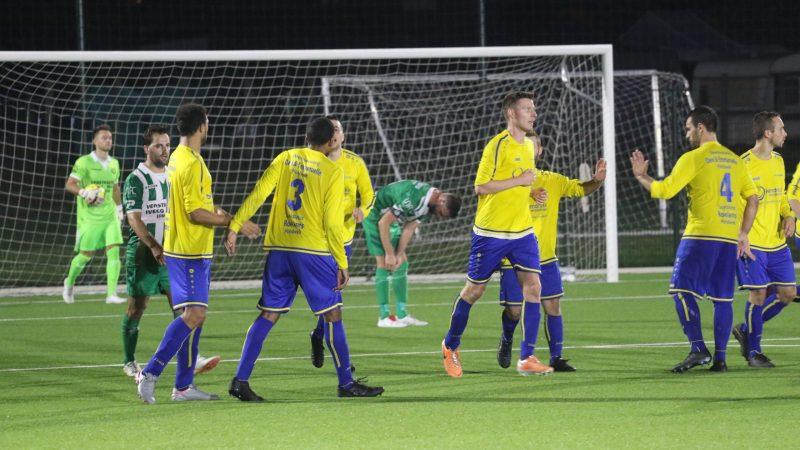 Covid 19 steekt de kop op in provinciale voetbal