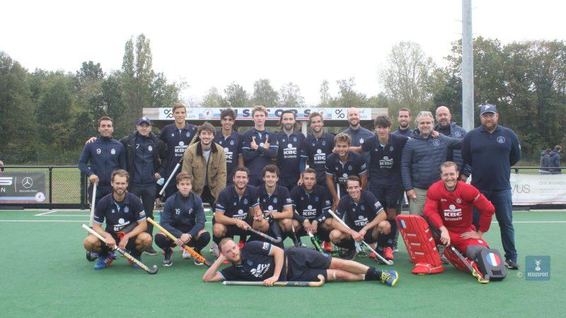 Orée wint doelpuntenkermis op KHC Leuven met 4-8