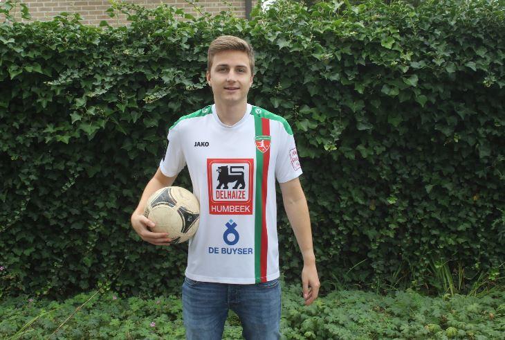 Maarten Caes laat binnenkort kunstjes zien bij … KFC Borght-Humbeek