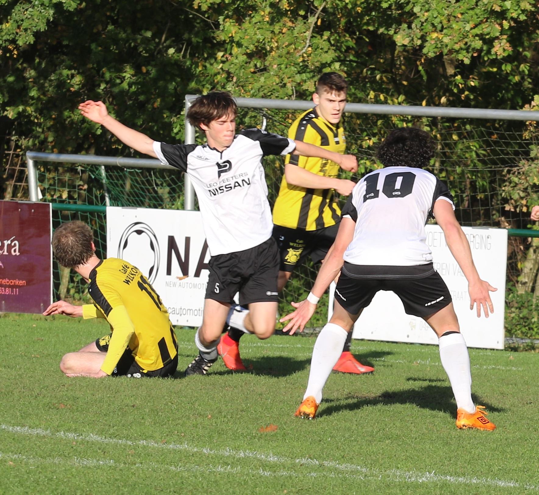 KV Tremelo wint laatste oefenmatch bij titelkandidaat Crossing Vissenaken