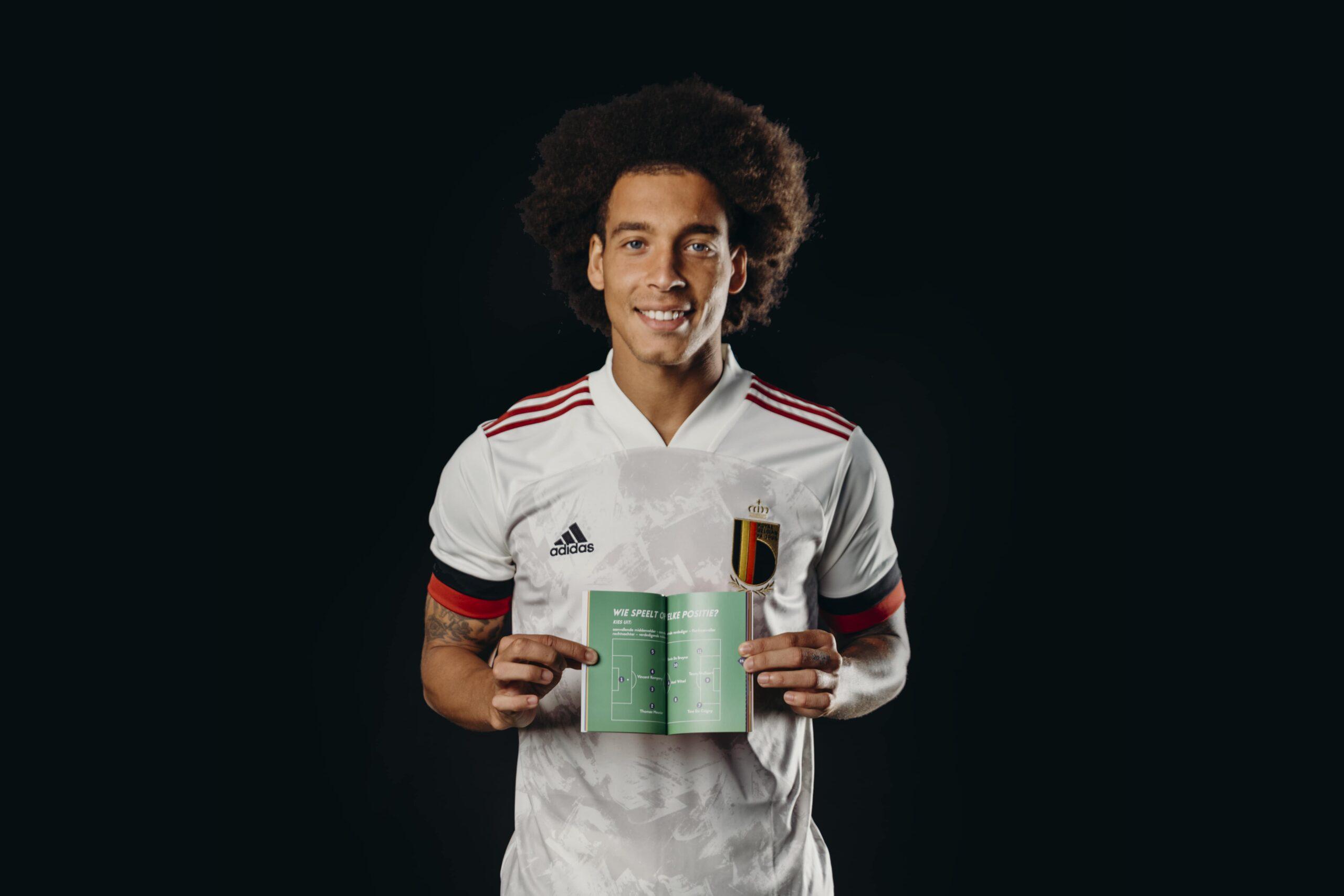 Door 10.000 gratis zakwoordenboeken spelen anderstalige voetballers met taal
