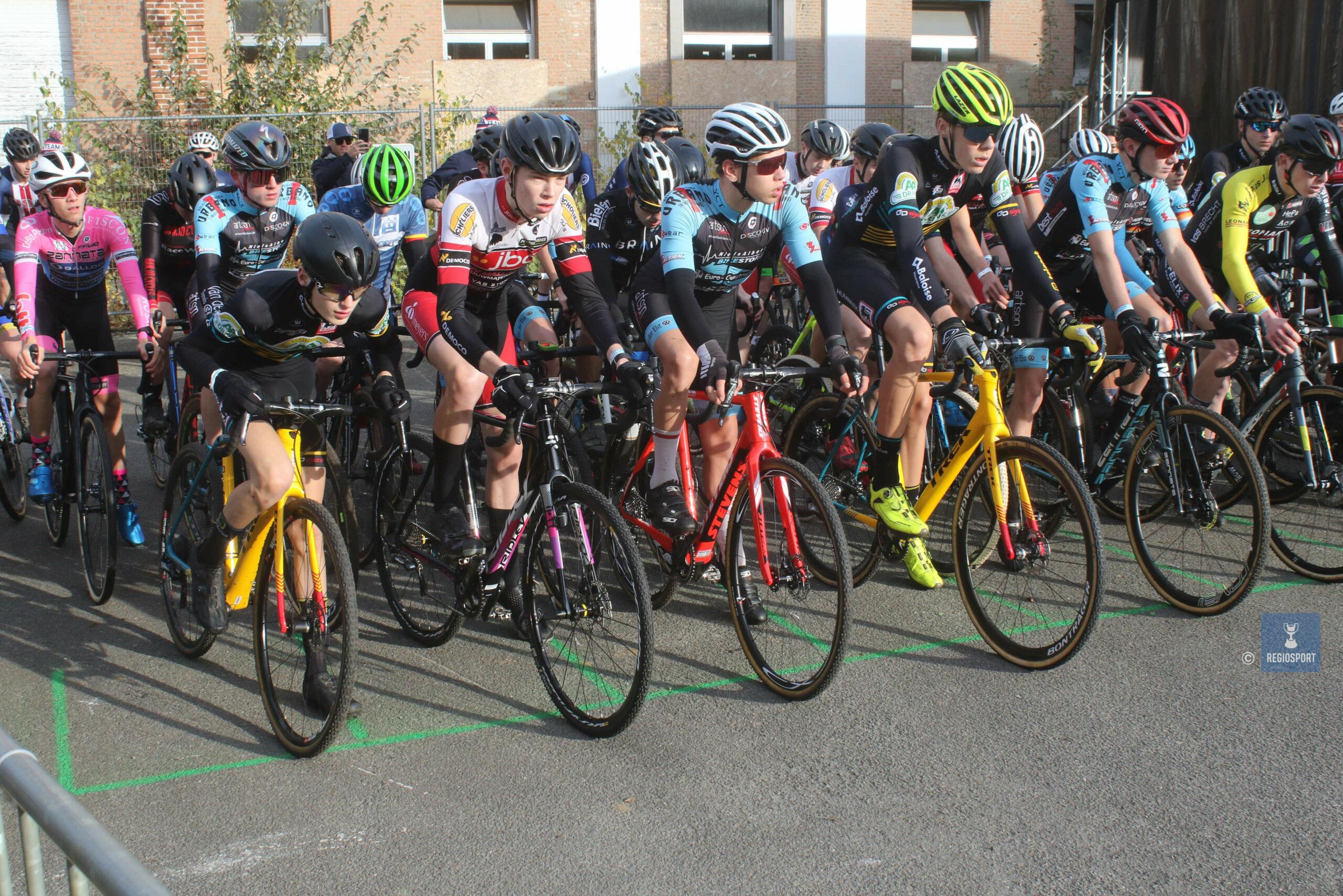 """""""Kleinere crossen"""" geprangd tussen monumenten op UCI-kalender"""