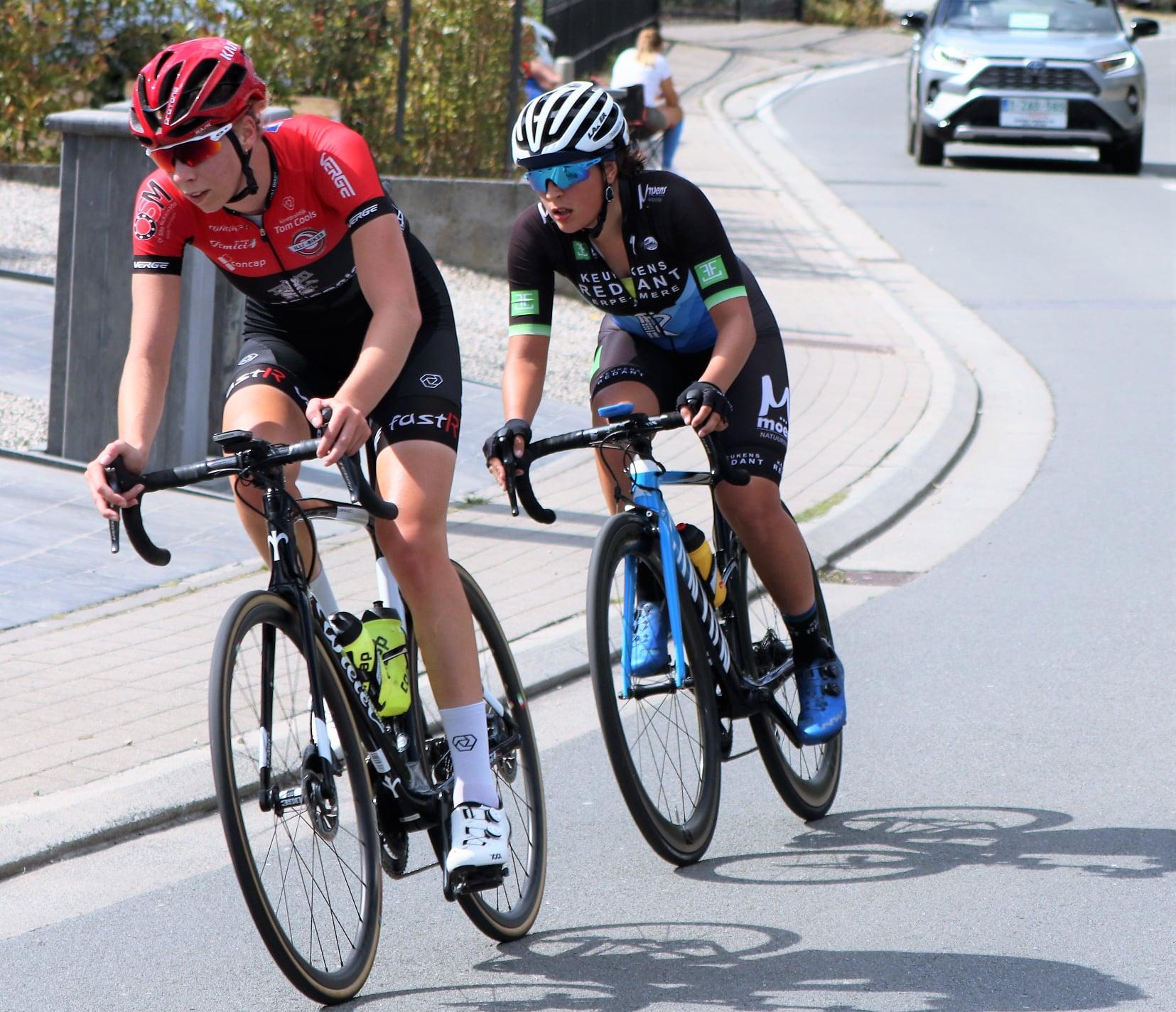 Ditte Lenseclaes gaat haar derde jaar in bij het Illi Bikes Cycling Team