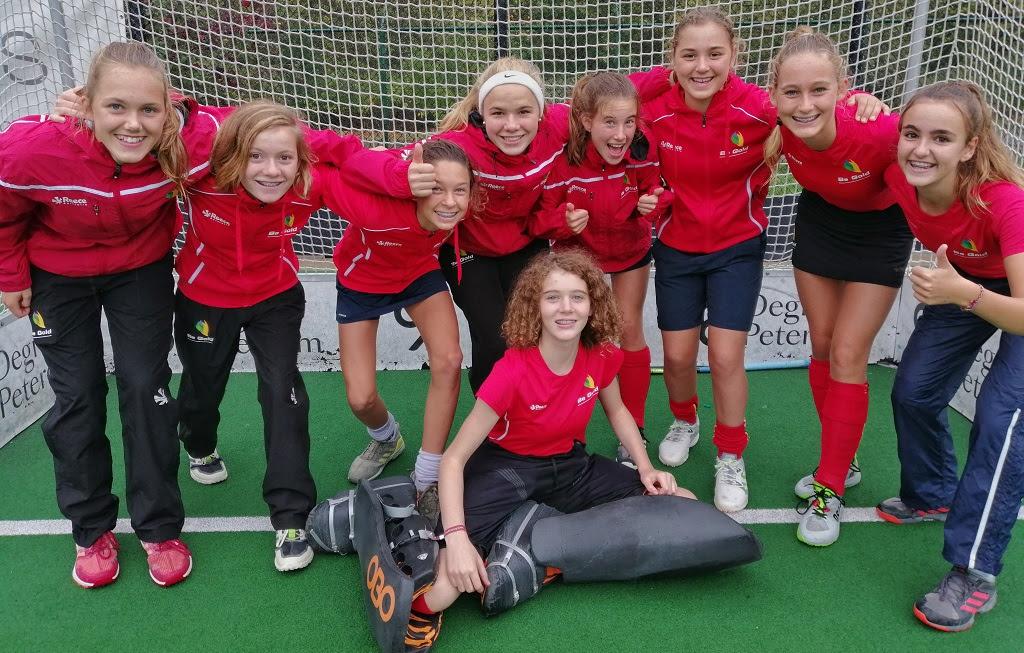 KHC Leuven scoort goed op de Youth Performance Index, BeGold selecties volgen