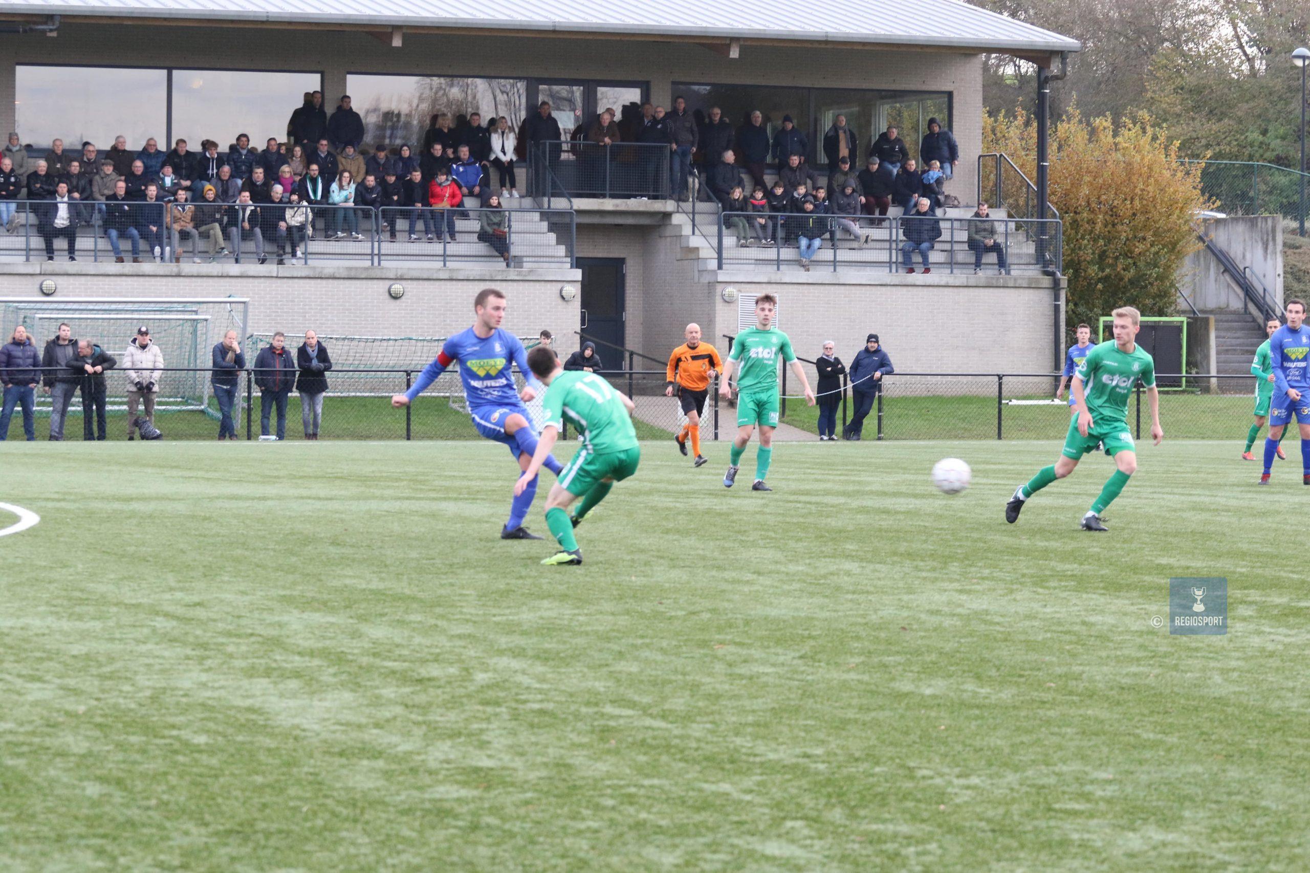 Provinciale, amateur en jeugdvoetbalcompetities pas opnieuw in 2021. Geen eindrondes!
