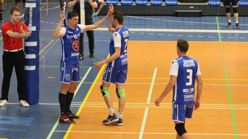 Hervat de volleycompetitie begin 2021? Wat is de situatie bij Golazo Averbode?