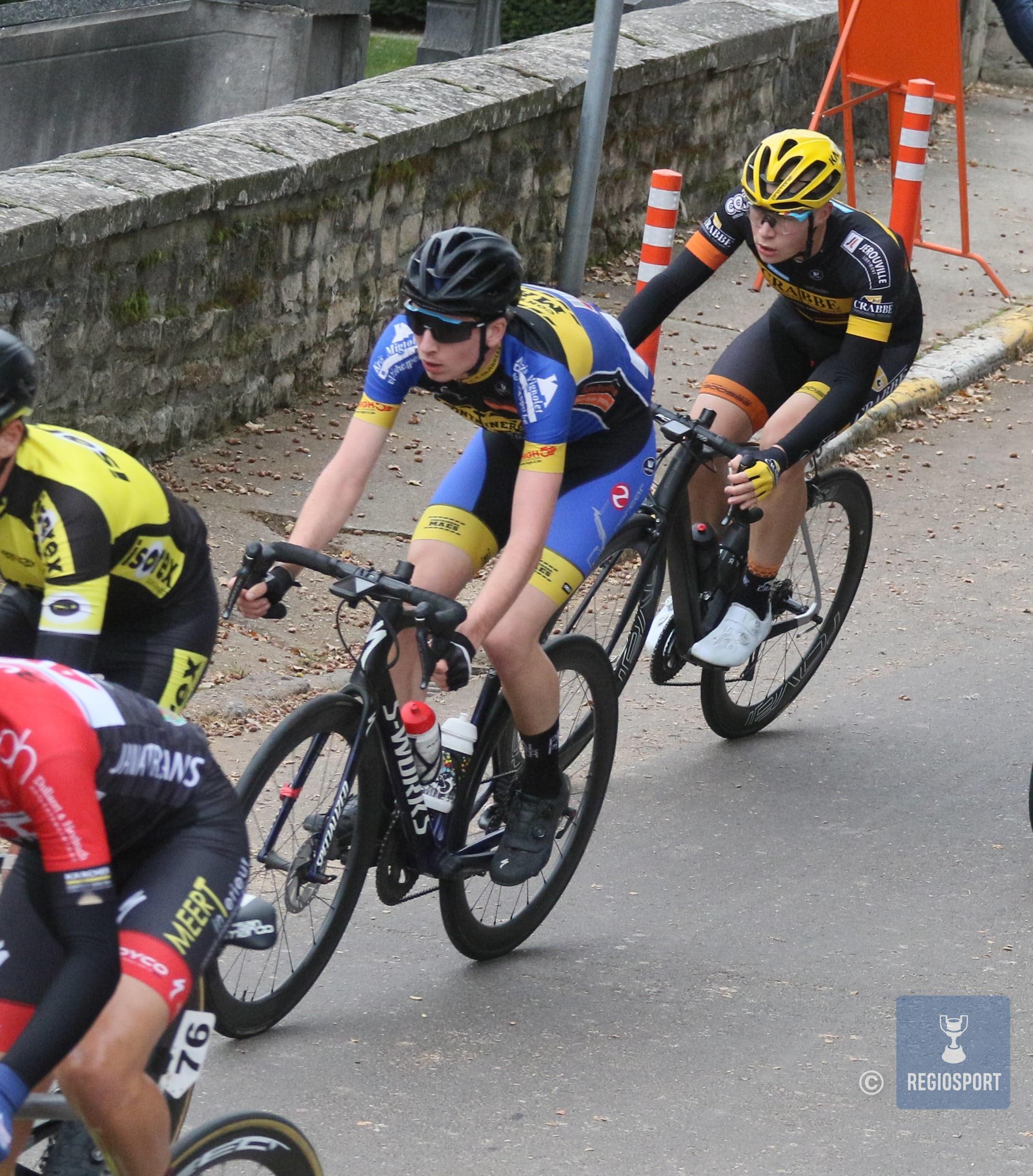 Stijn Degeest trekt naar het Acrog-Tormans CT in 2021