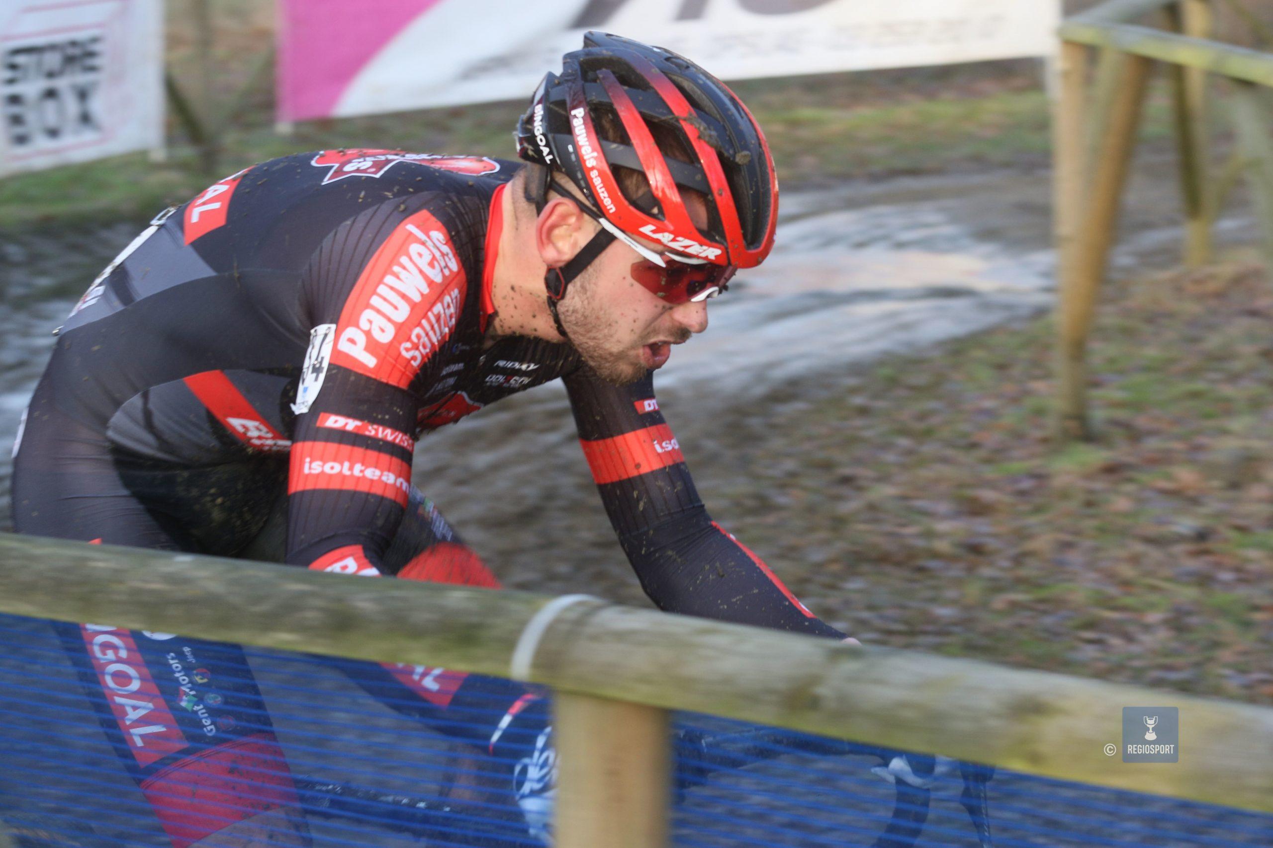 Boortmeerbeekse belofte Jelle Camps van start in Belgisch kampioenschap voor elite