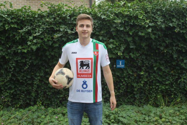 Maarten Caes speelt ook volgend seizoen bij Borght-Humbeek