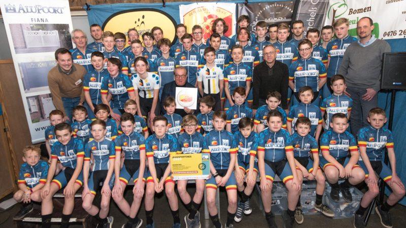 De Dijlespurters duiken 2021 in met ongeveer vijftig renners