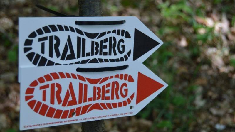 De Trailberg 2021; coronaveilig lopen in een prachtig landschap