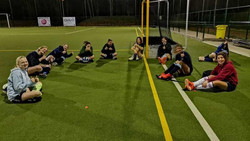 Hasselt Stix trainden twaalf uur per dag