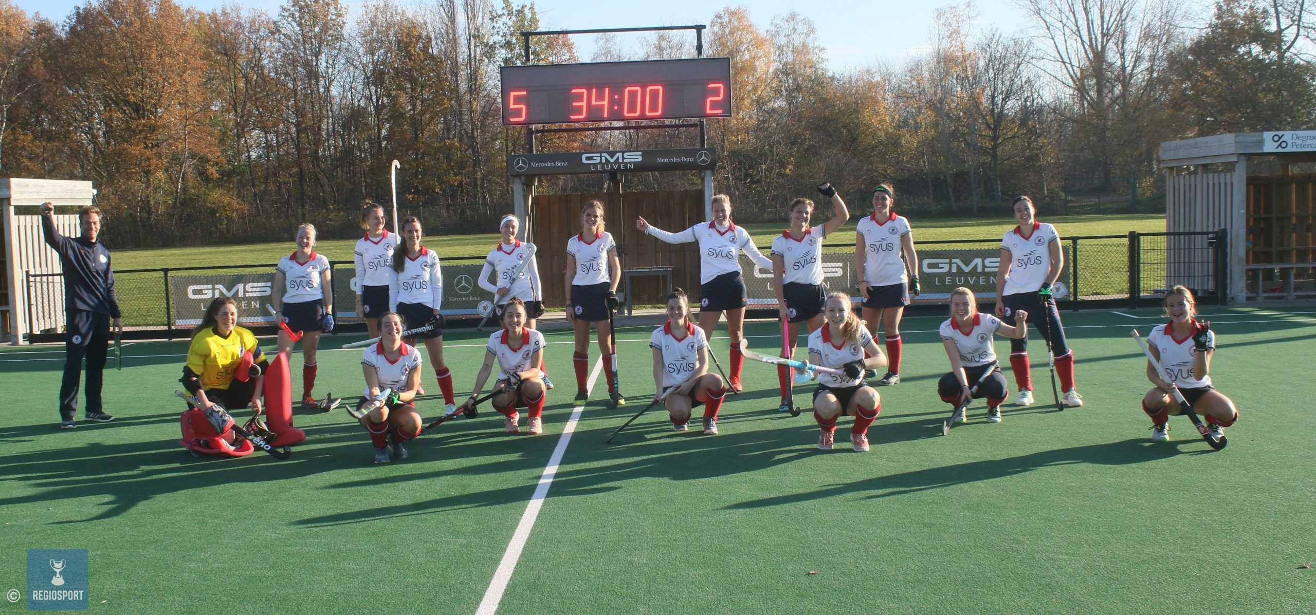 De Leuvense hockeyclub start het tweede competitiegedeelte met ambitie