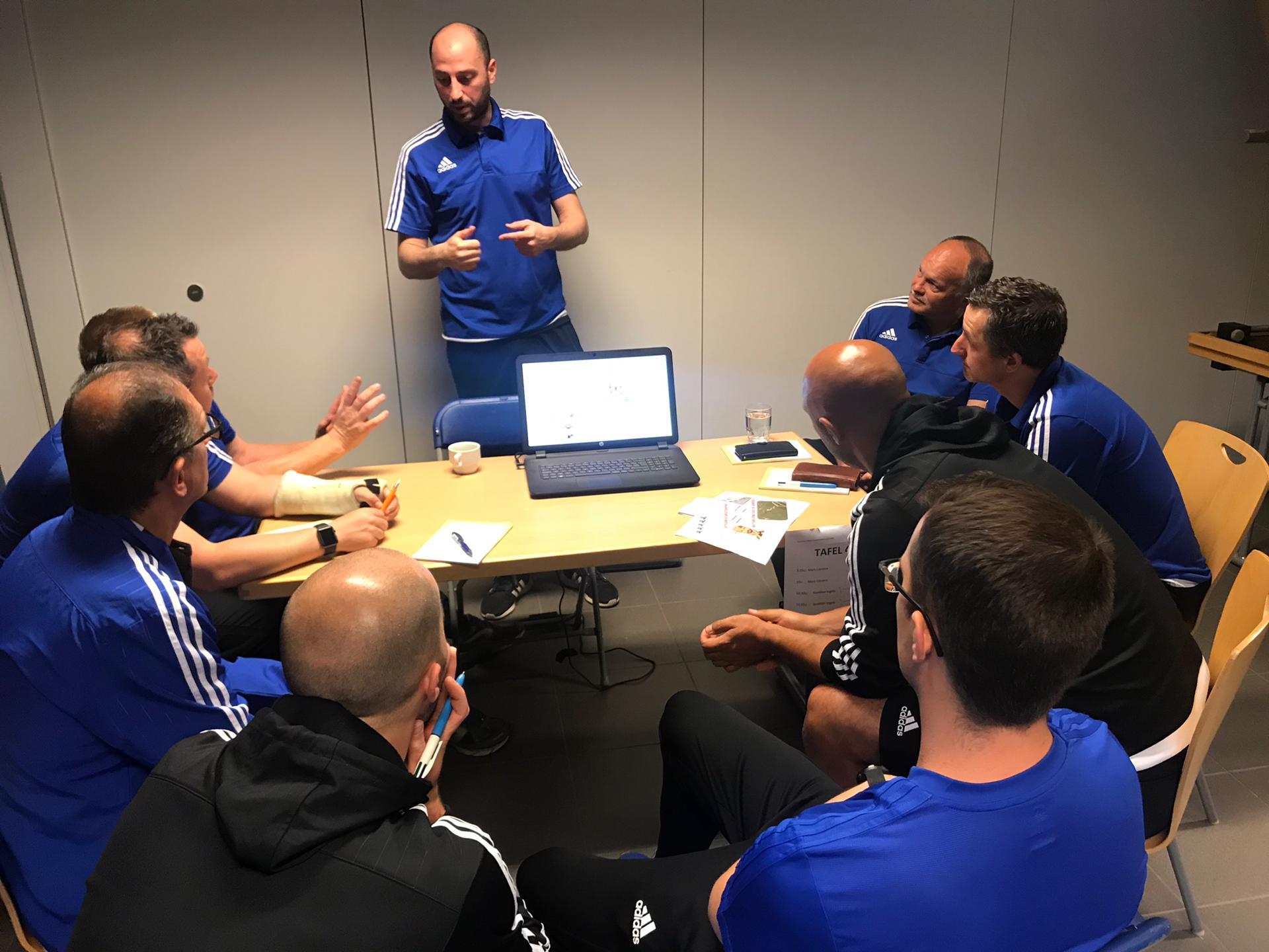Jeroen Van Den Heule nieuwe trainer van VK Holsbeek B