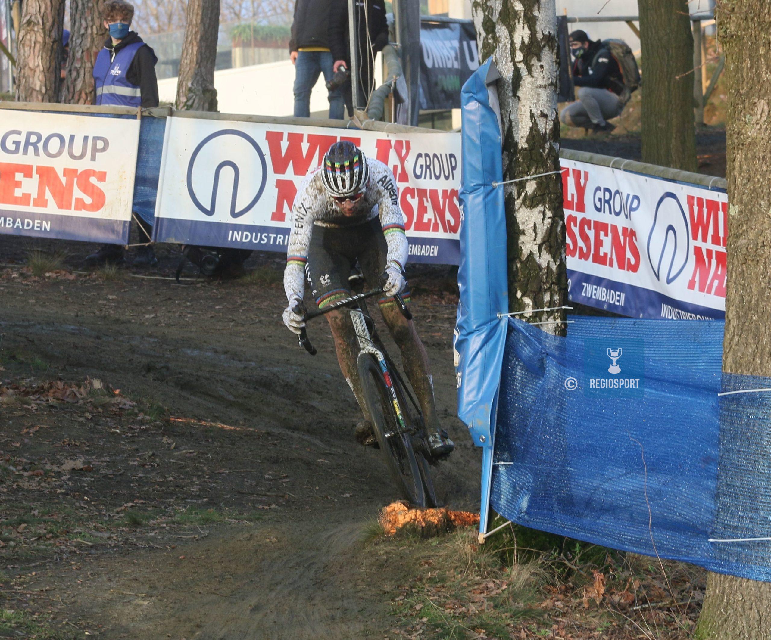 Derde editie Brussels Universities Cyclocross op Valentijnsdag. Wie wordt de opvolger van Mathieu van der Poel?