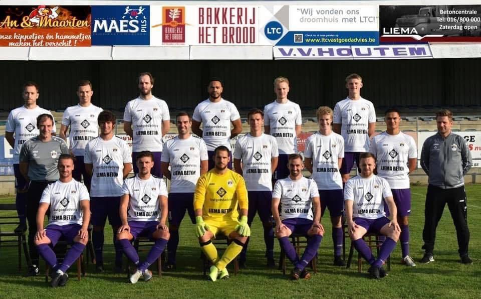 KVC Houtem-Oplinter wilt een rustig seizoen beleven