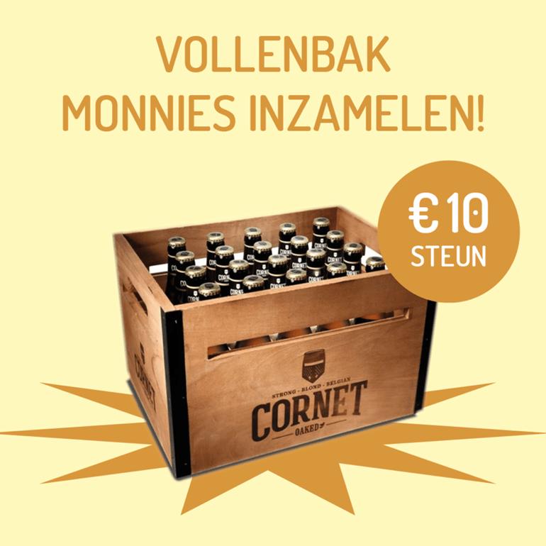 Les je dorst en steun Hockey in Hoegaarden!