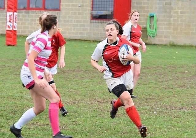 Laura Roobaert heeft Rugby Club Pajot nodig als uitlaatklep
