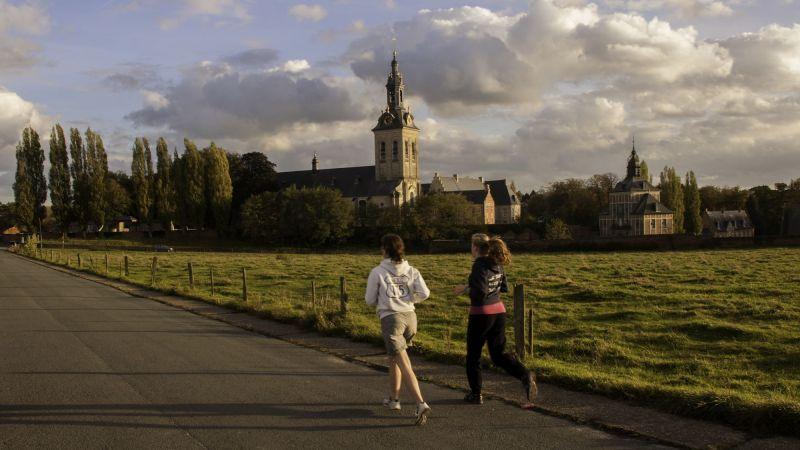 Leuven daagt ook in april zijn inwoners op sportief vlak uit