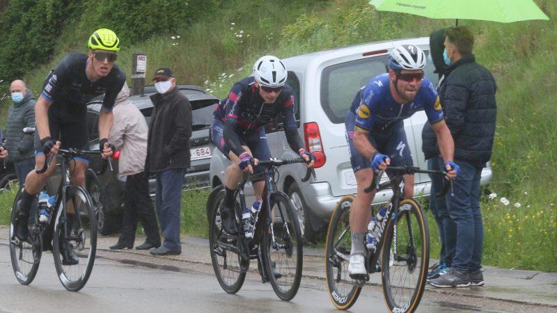 Zevende keer top tien voor Stan Van Tricht. Het vizier op de Giro U23