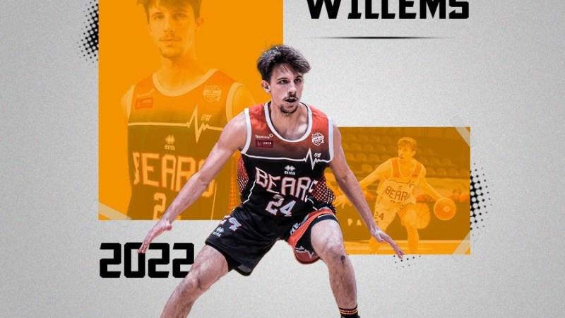 Leuven Bears blijven inzetten op eigen jeugd met Wouter Willems