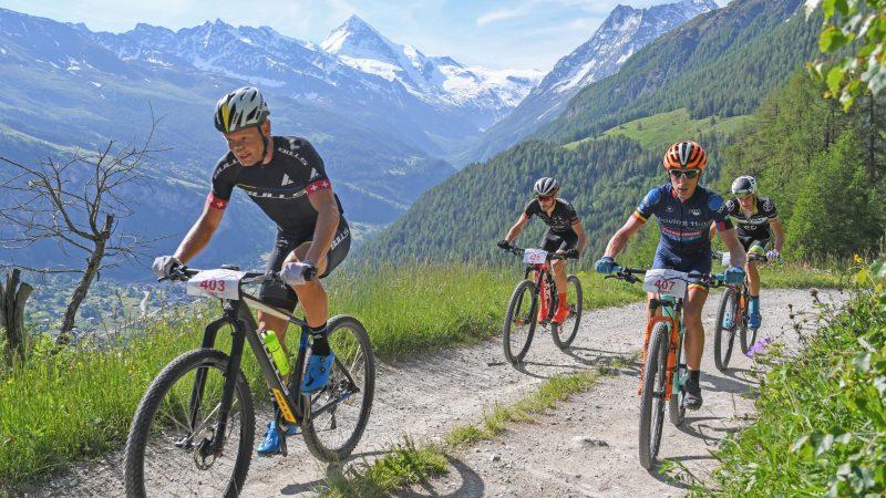 Het aftellen naar het EK marathon mountainbike ofte de 25ste Raid Evolénard is begonnen!