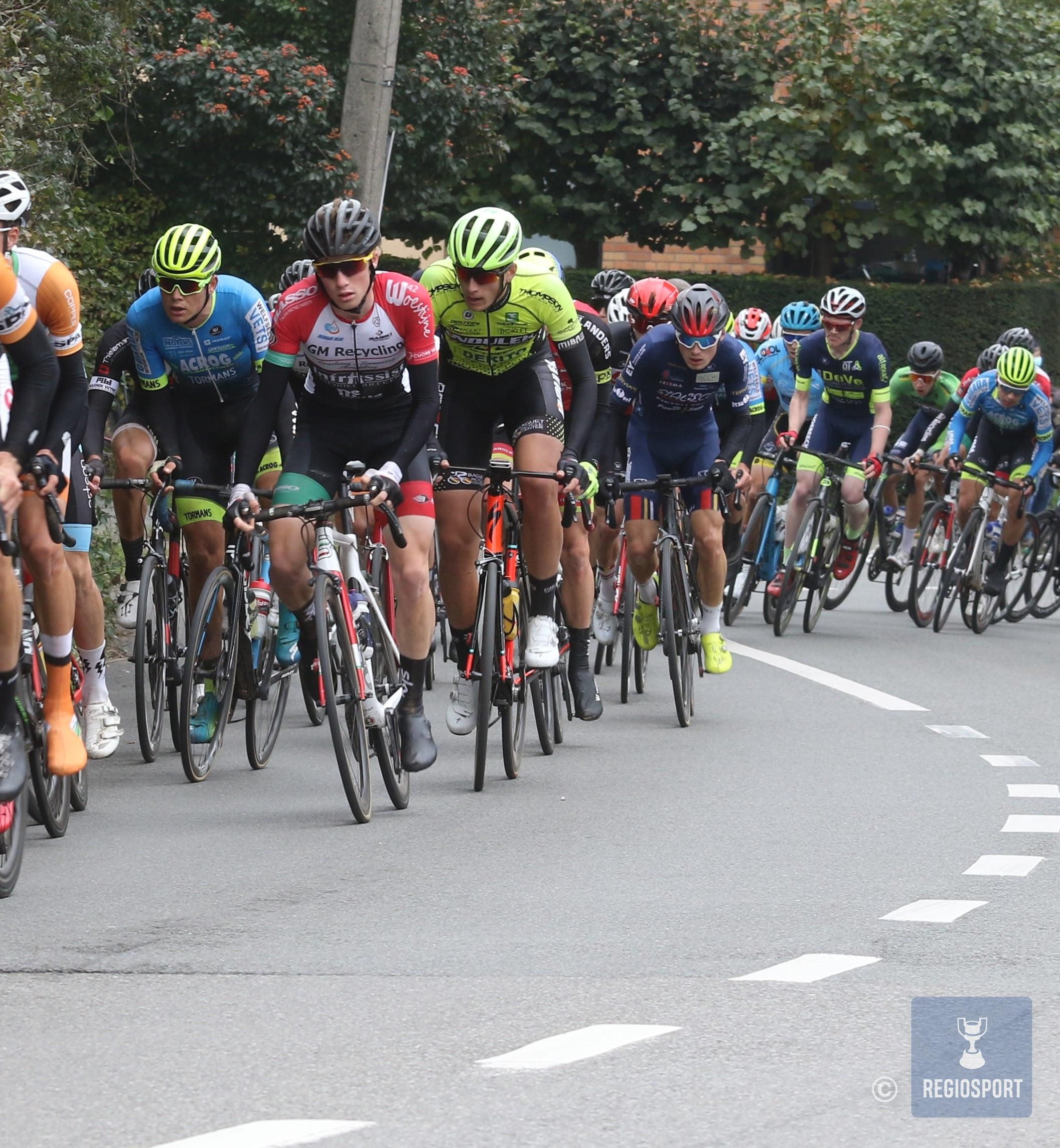 Floris Van Tricht rijdt vandaag zijn eerste koers in de vierdaagse Volta Castelló