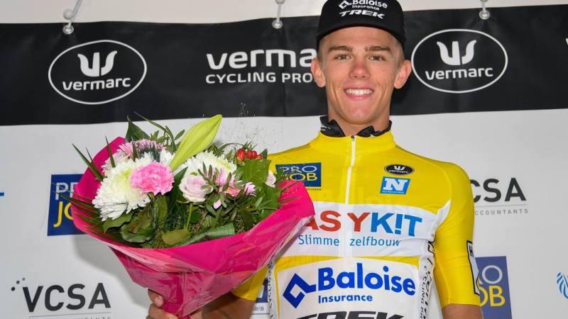 Twee op een rij voor Thibau Nys in de Ronde van Vlaams-Brabant