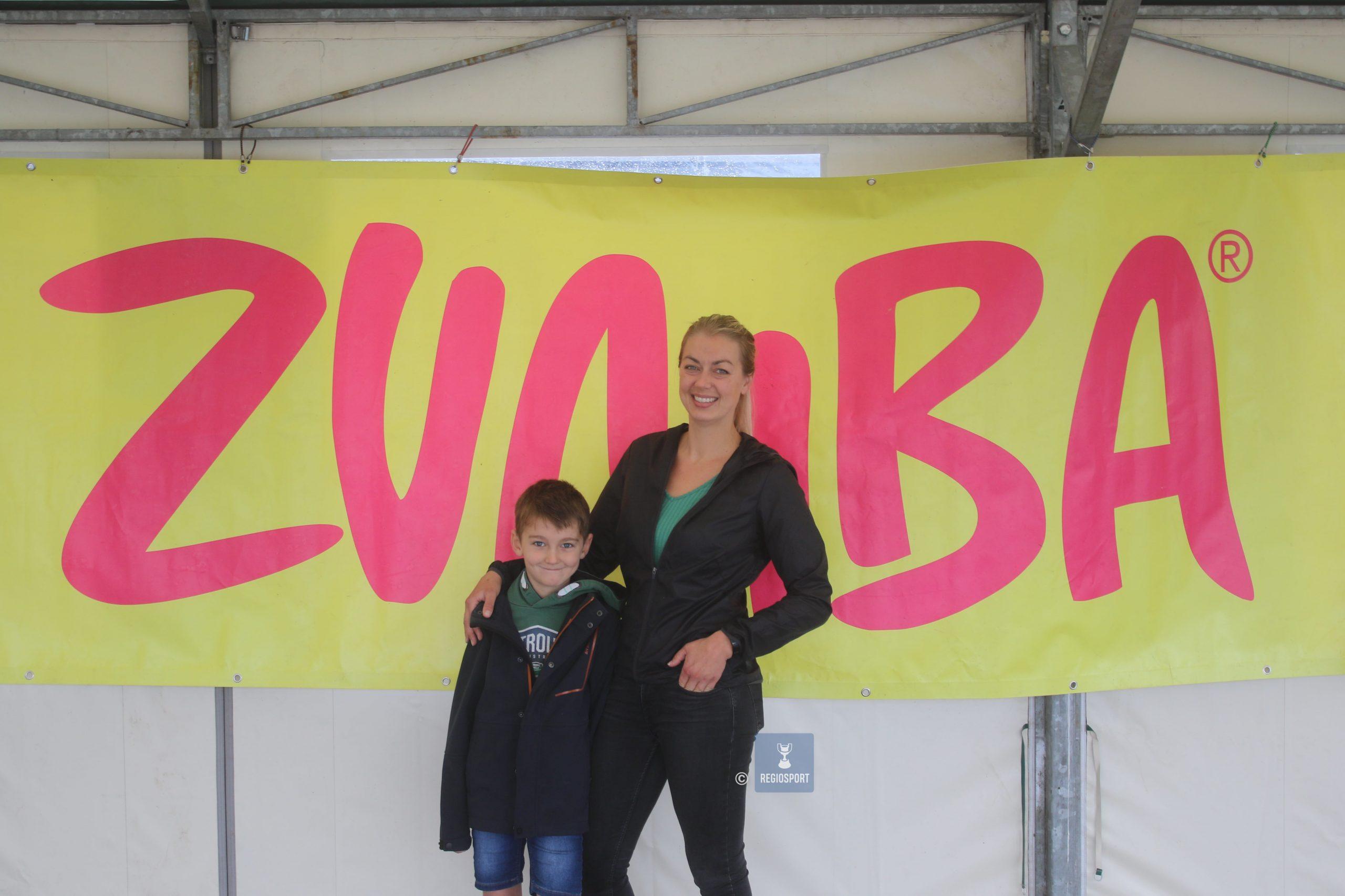 Het perfecte huwelijk: KFC Rapide Wezemaal en outdoor Zumba!