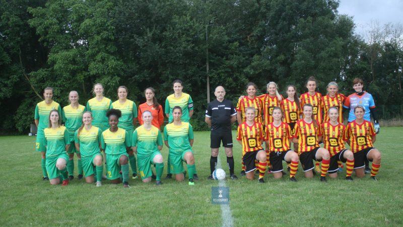 De eindfase nekte de meiden van FC Tildonk tegen KV Mechelen B