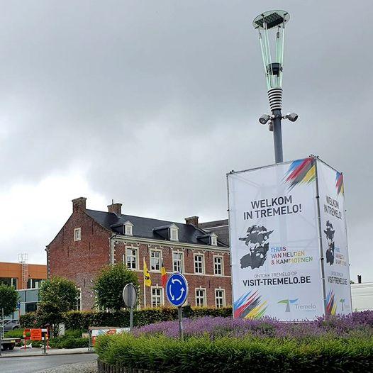 Het WK wielrennen komt naar Tremelo!
