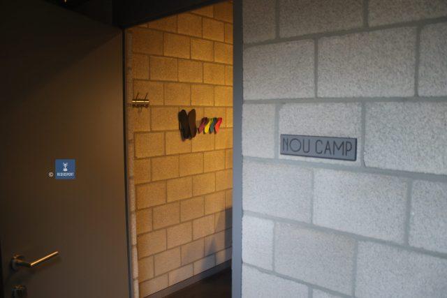 Een subtiele blik op podologisch Nou Camp