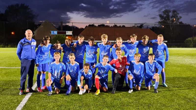 U15 VC Bertem-Leefdaal wint eigen toernooi!