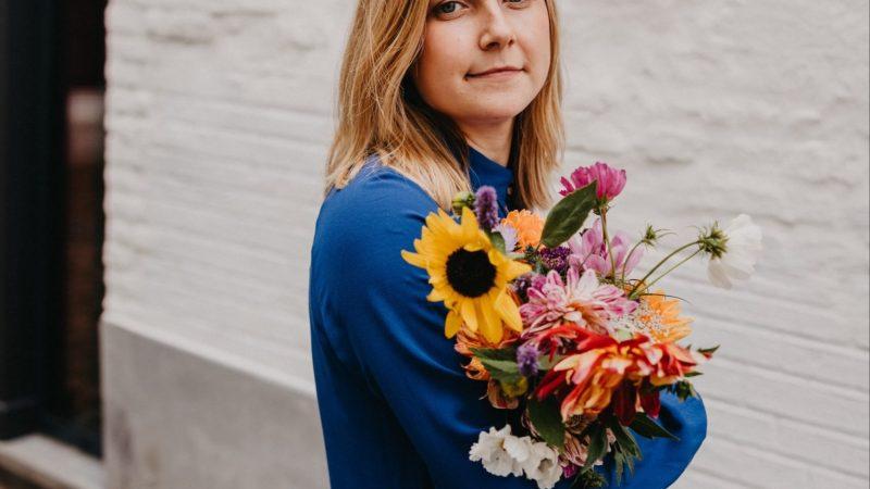 Duurzame bloemen voor WK-podiumceremonie van Leuvense makelij