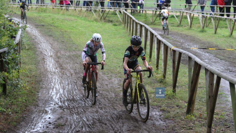 Jeugdcyclocrossen op de Balenberg zullen bijna 250 deelnemers lokken