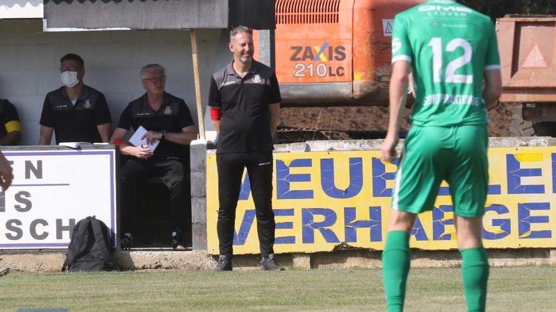 Trainer Mario Cassimon komt weer boven water bij … KV Tervuren-Duisburg