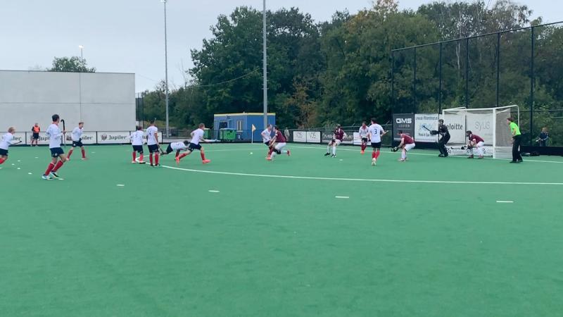 Mannen KHC Leuven pakken in slotminuut zege tegen Herakles