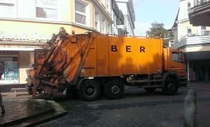 €-Müllobil Geldvernichtung auf dem Hauptstadtflughafen
