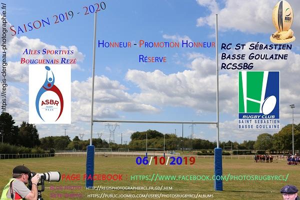 06-10-19 H-PH Réserve ASBR Rugby – RCSSBG N° 6 Pica
