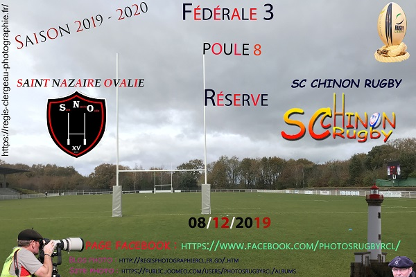 08-12-19 Réserve Saint Nazaire – SC Chinon Rugby N°2 Pica