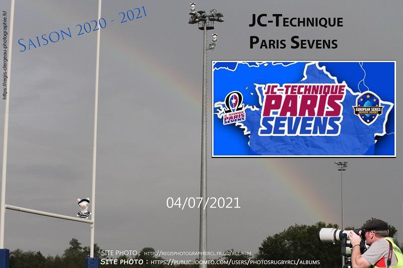 04-07-21 Tournoi rugby à 7 JC-Technique Paris Sevens N° 1 Pica