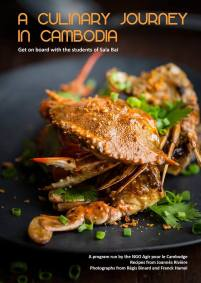 "Book ""A culinary journey in Cambodia"" - Published in 2016 -"