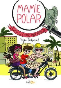 Couverture du 5e tome de Mamie Polar
